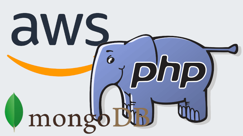 Installer l'extension MongoDB pour PHP dans Amazon Web Service